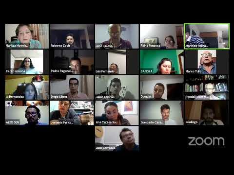 Sesión Ordinaria del 26 de Octubre del 2020