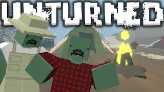 "Unturned Gameplay - Ep.1 | ""LEARNING UNTURNED"""