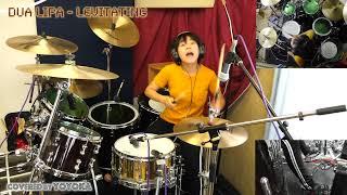 Dua Lipa - Levitating / Drum Covered by YOYOKA