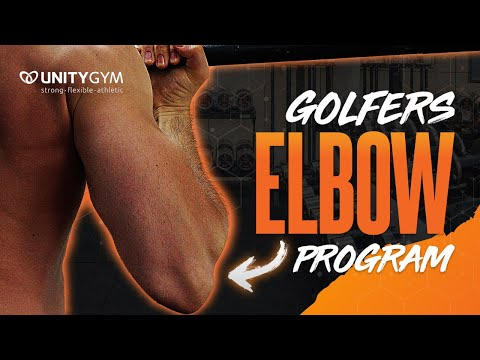 Golfers Elbow – The 7 Steps To Overcoming Elbow Pain