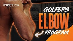Golfers Elbow - The 7 Steps To Overcoming Elbow Pain