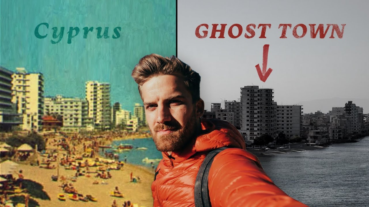 Returning to a War-Torn Ghost Town Sealed for 50 years: Cyprus, UNCHARTED Ep. 1