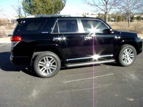 2011 Toyota 4Runner Limited Edition From NewCarsColorado.com   YouTube