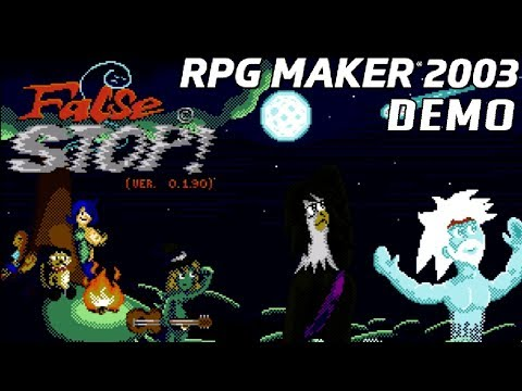 RPG Maker 2003 DEMO: FalseSTOP! The Fall Of All - VICTORY Of SUCCESS!!