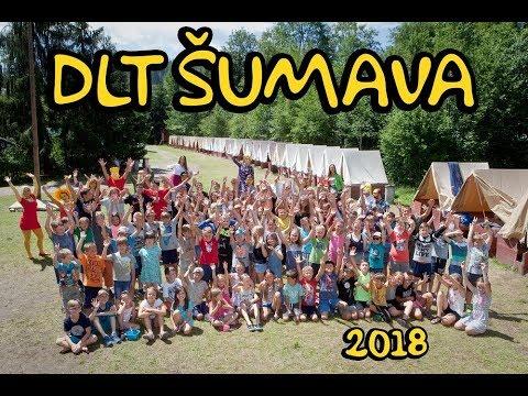 DLT Šumava Radešov 2018