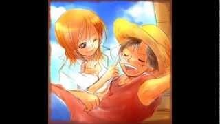 Luffy x Nami (LUNA)