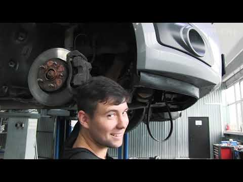 Замена прокладок теплообменника и ГРМ на Chevrolet Aveo