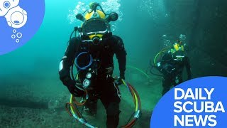 Daily Scuba News - Deep Sea Divers Injured In A High Pressure Incident