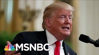 What Has President Donald Trump Been 'Smocking'?, Asks WaPo | Morning Joe | MSNBC
