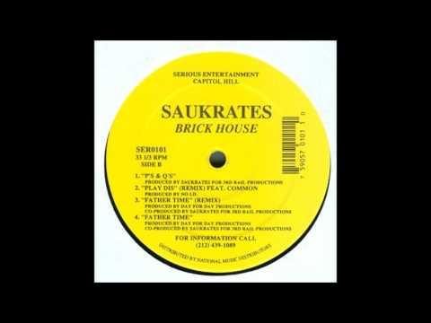 Saukrates - P's & Q's (Instrumental)