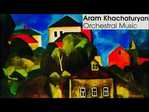 Khatchaturian by Khatchaturian - Sabre Dance / Orchestral Music (Century's recording)
