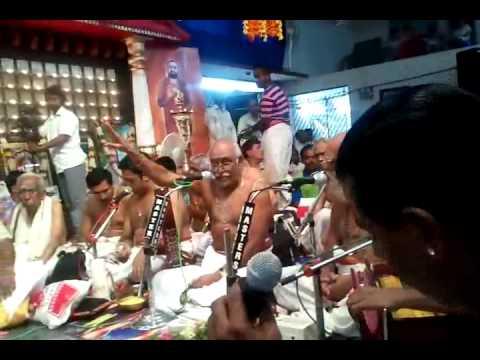 004 jyachi vamshi kula dharma rama seva - Sitakalyanam @ Kalpathy 2011