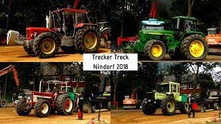 Trecker Treck Nindorf 2018 - mit Schlüter, MB-Trac, Case [4K]