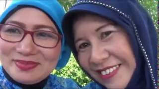 Aktivitas Ibu - Ibu Bangas Permai Pada Acara Pernikahan - Part Ii