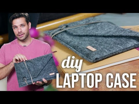 DIY Laptop Case - HGTV Handmade