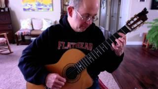 Va Pensiero (guitar cover HD)