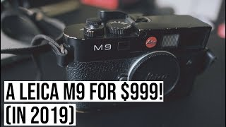 Видео A Leica M9 for $999! (in 2019) (автор: Rob Zeigler)