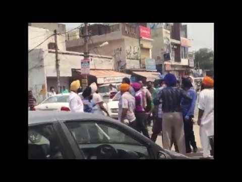 Sukha Kahlon Real Life Group Fight Thugs Of Punjab