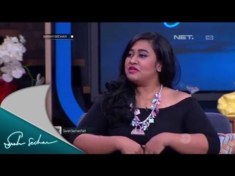 Ucita Pohan bicara tentang penampilan dan berat badannya
