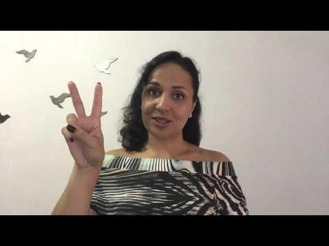 Você conhece esse gesto da mão em forma de V ?