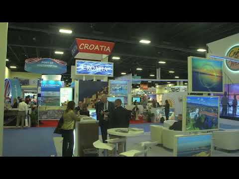 Seatrade Cruise Global at the Convention Center