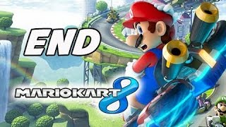MARIO KART 8 with kid karsin and tim e rider [THE END IT'S REALLY THE END]