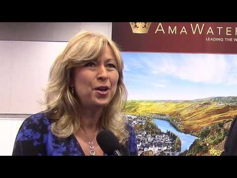 Kristin Karst, executive vice president and co-owner, AmaWaterways