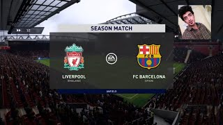 FIFA20 Online Live Streaming fifa 20 live,fifa 20 liverpool vs barcelona