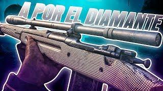 CONSIGUIENDO EL DIAMANTE EN LOS SNIPERS DE CALL OF DUTY: WW2