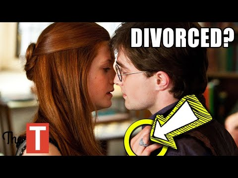 10 Really WEIRD Harry Potter Fan Theories That Will Ruin Your Childhood