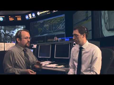 Space Station Live: Cygnus Robotics Operations