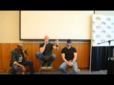 Q & A WITH TONY TODD, TYLER MANE, AND DEREK MEARS