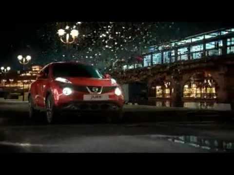 Pub Nissan Juke