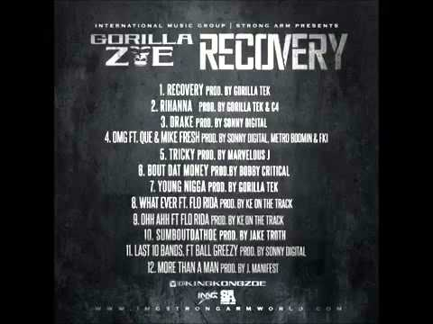 Gorilla Zoe The Recovery 2014 Full Mixtape DOWNLOAD NOW