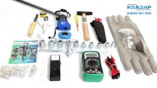 Набір електрика універсальний НЕУ-М1-1® до 1000В
