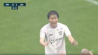 カマタマーレ讃岐vs藤枝MYFC J3リーグ 第4節