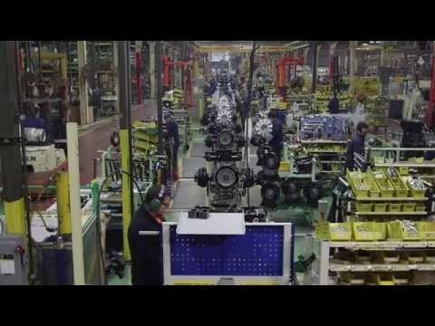 UniCarriers Forklift Corporate Video