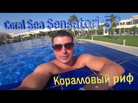 Coral Sea Sensatori 5* Шарм-эль-Шейх обзор отеля. Коралловый риф. Сравнение с Baron Palms Resort 5*