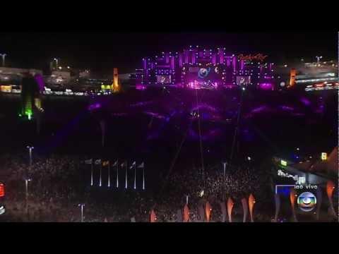 Coldplay (HD) - Every Teardrop Is A Waterfall (Rock In Rio 2011)