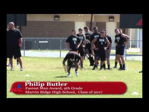 NUC 2014: Charlotte, NC Combine - MVP Award Winners