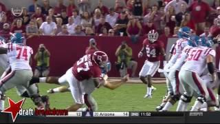 Chad Kelly (Ole Miss QB) vs Alabama 2015