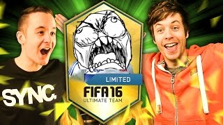 THIS COULD GO SO WRONG!! - FIFA 16 ULTIMATE TEAM