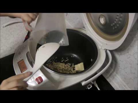 Рецепт: Перловая каша с маслом на