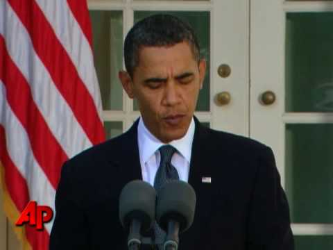 Obama: Nobel Peace Prize 'A Call to Action'