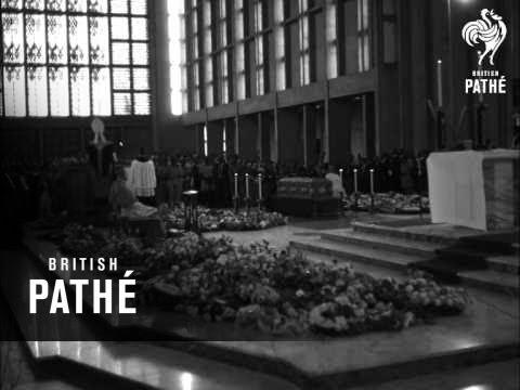 Nairobi - Mboya's Funeral (1969)