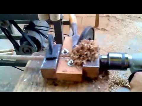 Como hacer tarugos de madera youtube - Como hacer un altillo de madera ...