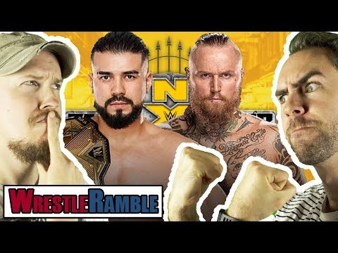 WWE NXT TakeOver: New Orleans Predictions! | WrestleRamble