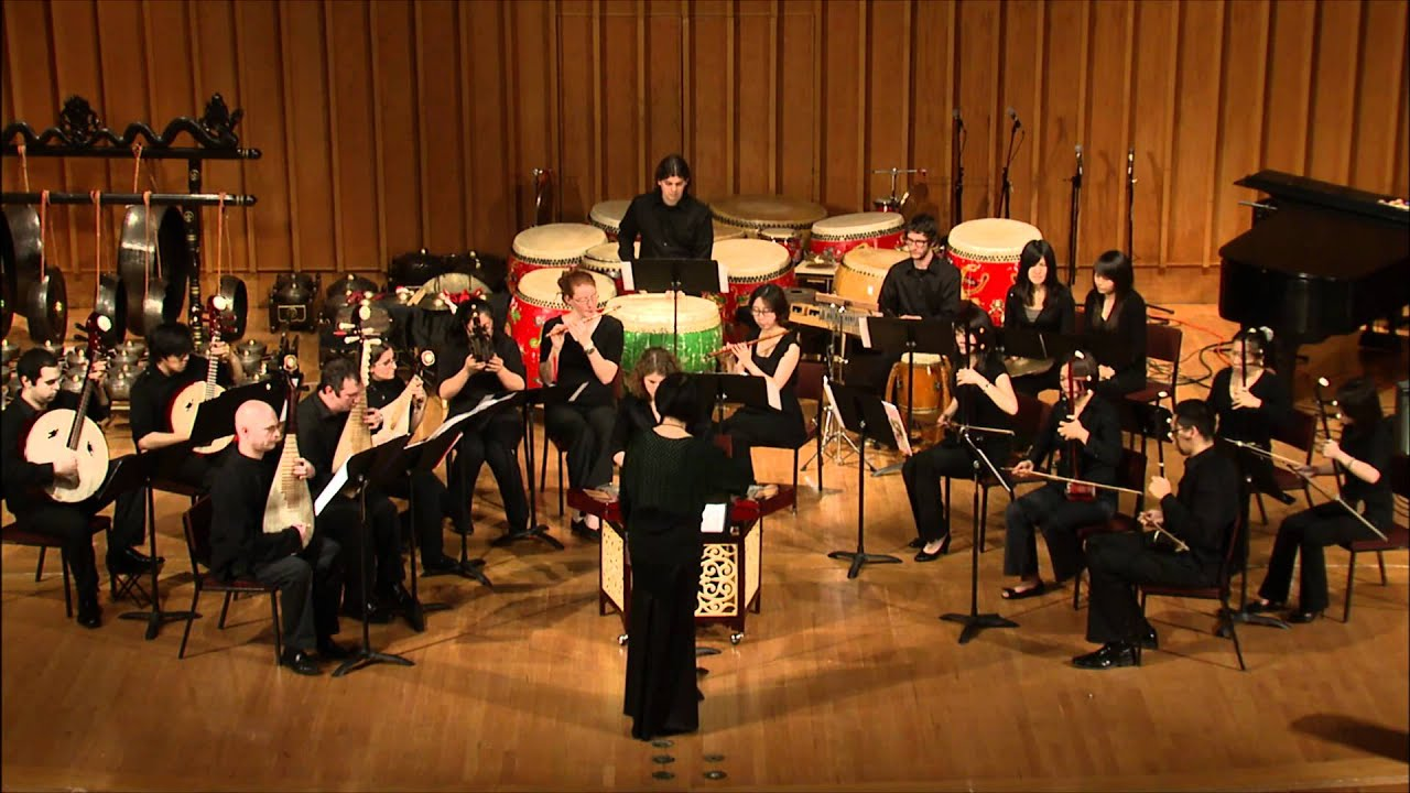 Chinese Music Ensemble - Traditional Chinese; arr. C. P ...