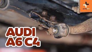 Grundläggande Audi A6 C5 Sedan-reparationer alla förare bör kunna utföra