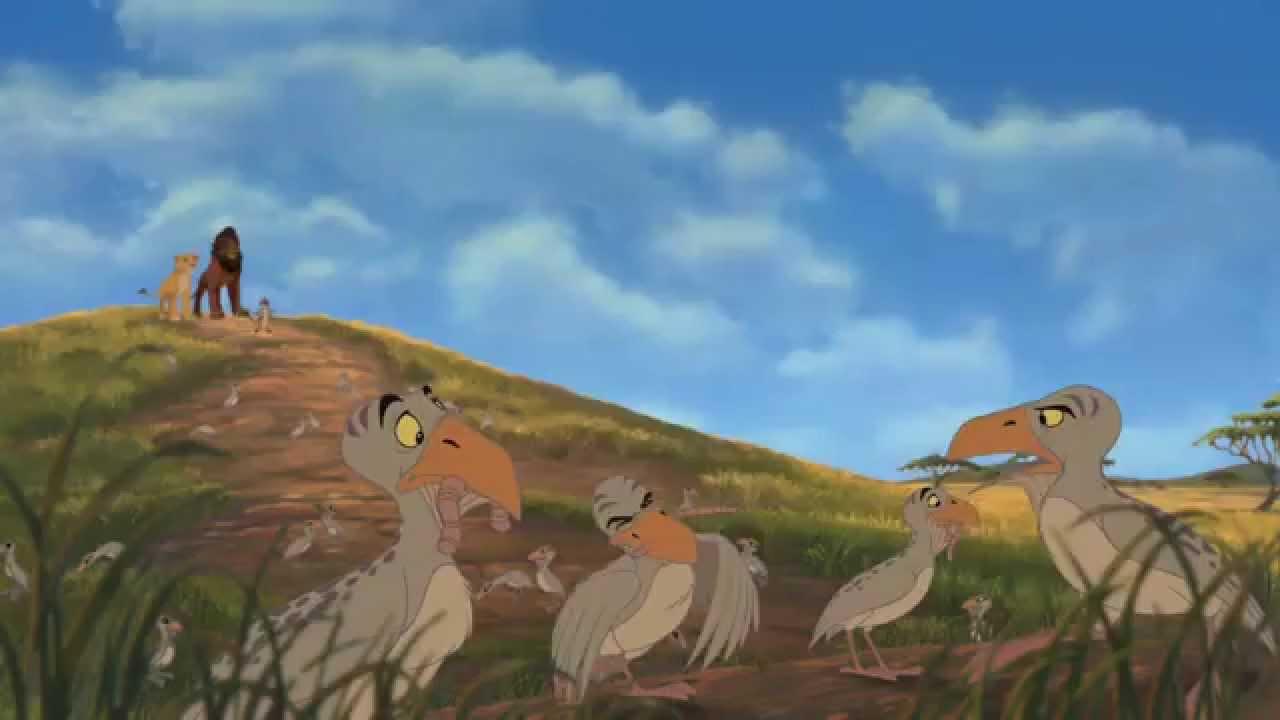 Download Le Roi Lion 2 - L'Honneur De La Tribu Fandub Complet - Extrait 4 VF